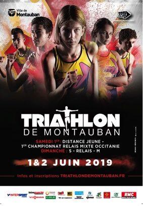 TRIATHLON DE MONTAUBAN #Montauban