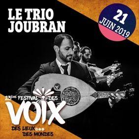 LE TRIO JOUBRAN AU FESTIVAL DES VOIX #Moissac @ Abbaye St-Pierre
