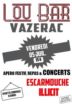 FÊTE DU LOUBAR #Vazerac @ Lou Bar