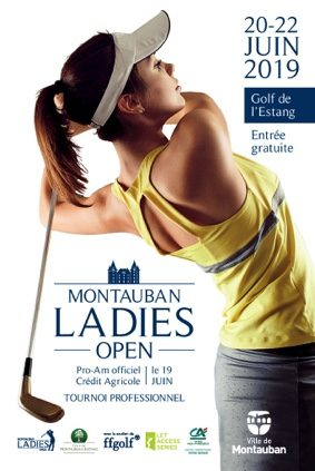 GOLF MONTAUBAN LADIES OPEN #Montauban @ Golf de l'Estang