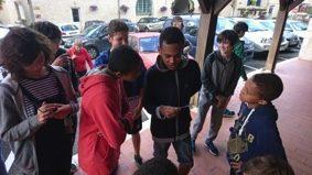 JEUX DE PISTE #Montaigu-de-Quercy @ RDV devant l'Office de Tourisme