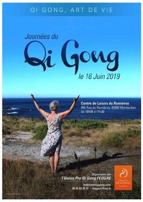 JOURNÉE DU QI GONG #Montauban @ Centre de Loisirs du Ramièrou