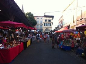 MARCHÉ GOURMAND NOCTURNE #Beaumont-de-Lomagne @ centre ville