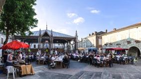 MARCHÉS GOURMANDS NOCTURNES #Bourg-de-Visa