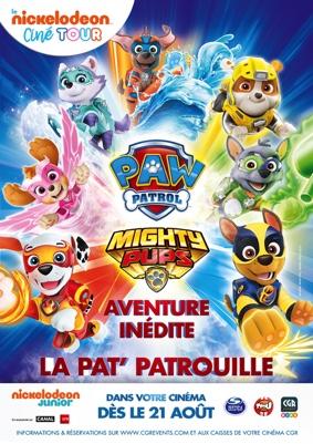 MIGHTY PUPS, LA SUPER PATROUILLE #Montauban @ CGR MONTAUBAN