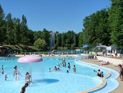 OUVERTURE DE LA PISCINE #Lafrançaise @ vallée des loisirs