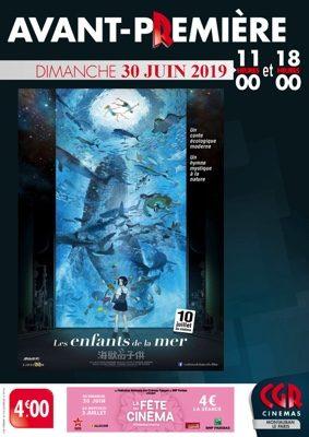 AVANT-PREMIÈRE LES ENFANTS DE LA MER #Montauban @ Cinéma CGR Le Paris