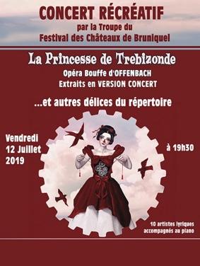 TROUPE DU FESTIVAL DES CHÂTEAUX DE BRUNIQUEL #Montauban @ Place Nationale