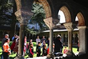 APREM' PATRIMOINE - LE CLOÎTRE AUX ENFANTS #Moissac @ Abbaye de Moissac