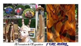 LES ARTS DANS LES JARDINS #Cazals @ le village