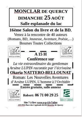 AUTEURS EN OCCITANIE #Monclar-de-Quercy