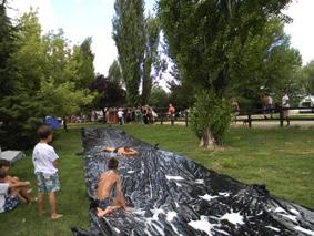 """""""BEAUMONT PLAGE"""" #Beaumont-de-Lomagne @ Village de loisirs"""