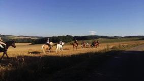 BIVOUAC 2 JOURS À CHEVAL #Beaumont-de-Lomagne @ Centre équestre