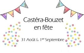 CASTÉRA-BOUZET EN FÊTE #Castéra-Bouzet @ Salle des fêtes