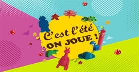 C'EST L'ÉTÉ, ON JOUE ! #Montricoux @ Centre culturel du Sacré-coeur