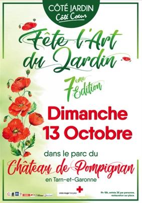 CÔTÉ JARDIN CÔTÉ COEUR #Pompignan @ Parc du Château de Pompignan