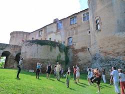 ESCAPADE - VISITE CHÂTEAU DE PIQUECOS #Piquecos @ Château de Piquecos