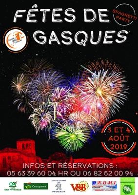 FÊTE DE GASQUES #Gasques