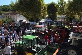FOIRE AGRICOLE DU MATÉRIEL ET VÉHICULE D'OCCASION #Montaigu-de-Quercy @ Place Mercadiel