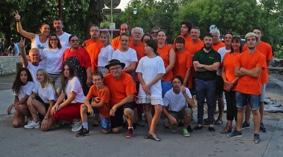 GRAND REPAS ET CONCERT GRATUIT DE LA CARMAGNOLE #Roquecor @ Place du village