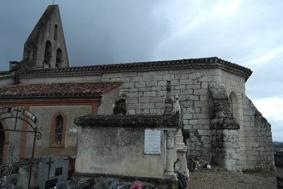 RDV DU SAMEDI - L'ÉGLISE DE SAINT-AVIT #Moissac @ Eglise Saint-Avit