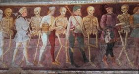 RDV DU SAMEDI - LA MORT AU MOYEN-ÂGE #Moissac @ Abbaye de Moissac