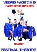 SMILE CABARET #Caussade @ Carré des Chapeliers