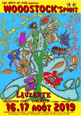 WOODSTOCK'SPIRIT #Lauzerte @ Boulodrome