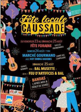 FÊTE LOCALE #Caussade @ Les Promenades