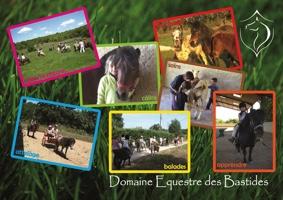 PONEY CLUB DES BASTIDES INSCRIPTIONS OUVERTES #Bruniquel @ Domaine Équestre des Bastides