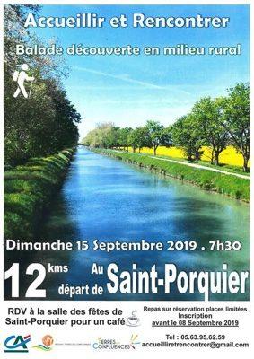 BALADE DÉCOUVERTE EN MILIEU RURAL #Saint-Porquier
