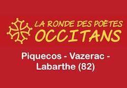 """CONFÉRENCE """"RONDE DES POÈTES OCCITANS"""" #Piquecos"""