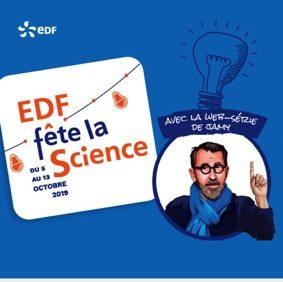 EDF FÊTE LA SCIENCE #Valence d'Agen @ Espace découverte EDF Golfech - OUVERTURE EXCEPTIONNELLE