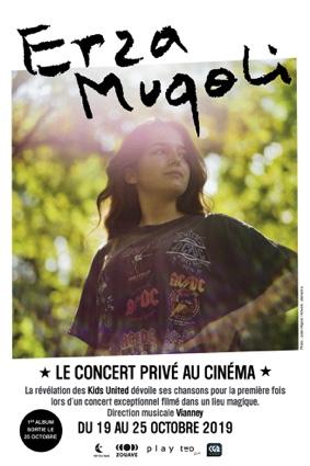 EZRA MUGOLI : LE CONCERT PRIVÉ AU CINÉMA #Montauban @ CGR MONTAUBAN