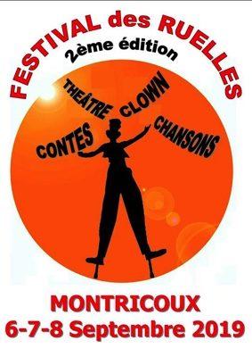 FESTIVAL DES RUELLES #Montricoux @ Le bourg
