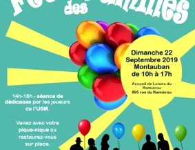 FÊTE DES FAMILLES #Montauban @ Complexe du Ramierou