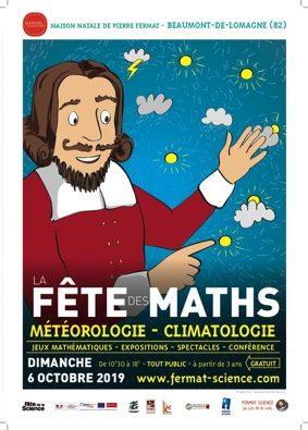 FÊTE DES MATHS #Beaumont-de-Lomagne @ Maison de Fermat et Salle des Fêtes