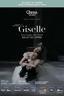 GISELLE (OPÉRA) #Montauban @ CGR MONTAUBAN
