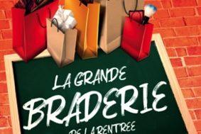 GRANDE BRADERIE #Montauban @ centre-ville