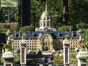 JOURNÉES DU PATRIMOINE AU PETIT-PARIS #Vaïssac @ Le Petit-Paris Miniature