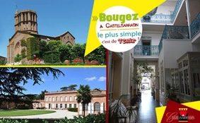 JOURNÉES EUROPÉENNES DU PATRIMOINE #Castelsarrasin