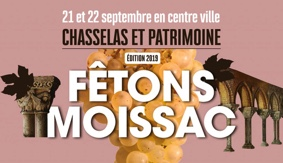 JOURNÉES EUROPÉENNES DU PATRIMOINE #Moissac @ Abbaye de Moissac