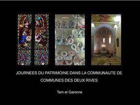 JOURNÉES EUROPÉENNES DU PATRIMOINE #Valence