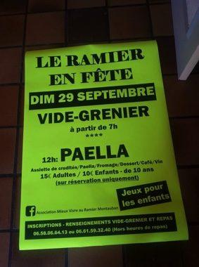 LE RAMIER EN FÊTE #Montauban @ Maison de Quartier le Ramier