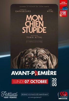MON CHIEN STUPIDE EN AVANT-PREMIÈRE #Montauban @ CGR MONTAUBAN