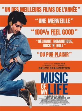 MUSIC OF MY LIFE  - AVANT-PREMIERE #Caussade @ CINEMA DE CAUSSADE