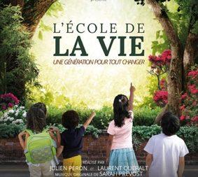 """PROJECTION """"L'ECOLE DE LA VIE"""" #Montagudet @ Ferme de Cadayssou"""