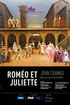 ROMÉO ET JULIETTE (SUTTGART BALLET - FRA CINÉMA) #Montauban @ CGR MONTAUBAN