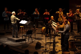 20 ANS DE L'ENSEMBLE BAROQUE DE TOULOUSE #Moissac @ HALL DE PARIS