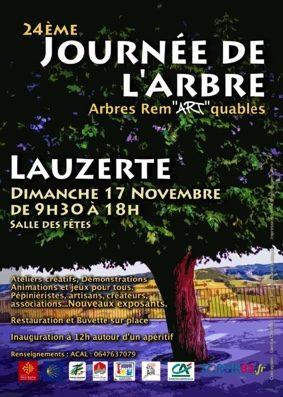 24ème JOURNÉE DE L'ARBRE #Lauzerte @ Salle des fêtes
